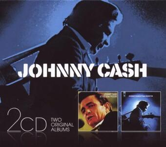 At San Quentin - At Folsom Prison - CD Audio di Johnny Cash