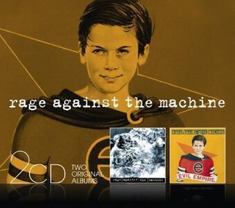 Rage Against the Machine - Evil Empire - CD Audio di Rage Against the Machine