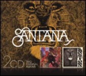 Santana - Abraxas - CD Audio di Santana