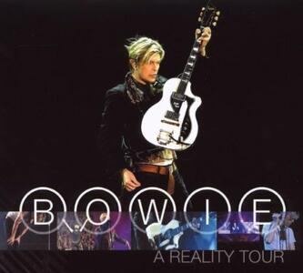 A Reality Tour - CD Audio di David Bowie