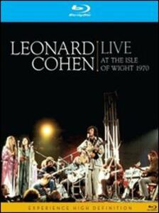 Leonard Cohen. Live at the Isle of Wight 1970 - Blu-ray