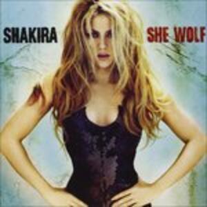 She Wolf - CD Audio di Shakira