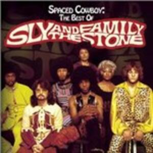 Spaced Cowboy. The Best of - CD Audio di Sly & the Family Stone