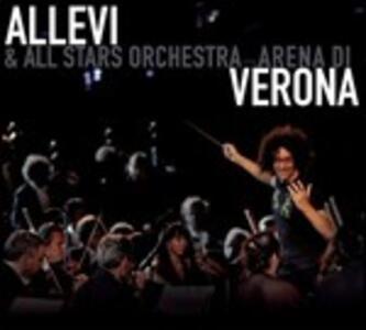 Arena di Verona - CD Audio + DVD di Giovanni Allevi,All-Stars Orchestra