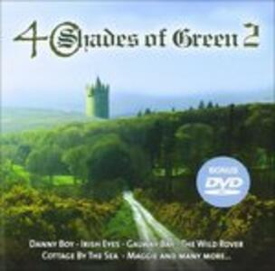 40 Shades of Green vol.2 - CD Audio