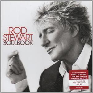 Soulbook - CD Audio di Rod Stewart