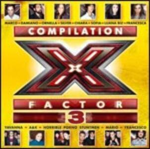 X Factor Compilation 2009 - CD Audio