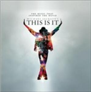 This Is it (Colonna Sonora) - CD Audio di Michael Jackson