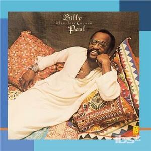 When Love Is New - CD Audio di Billy Paul