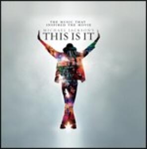 This Is It - CD Audio di Michael Jackson