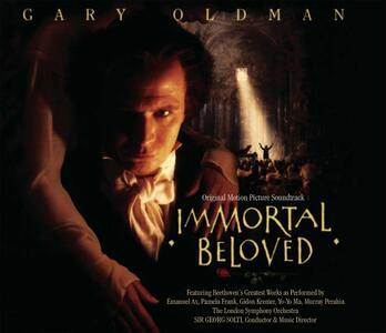 Immortal Beloved - CD Audio di Georg Solti