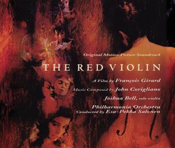 Red Violin (Score) - CD Audio di Joshua Bell