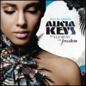 The Element of Freedom - CD Audio + DVD di Alicia Keys
