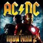 Cover CD Iron Man 2