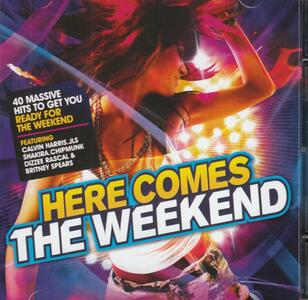 Here Comes the Weekend - CD Audio