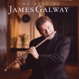 The Best of James Galway - CD Audio di James Galway