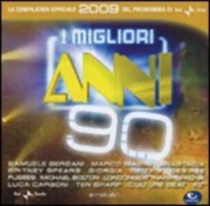 I migliori anni '90 - CD Audio