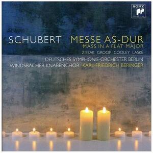 Messa in La Bemolle - CD Audio di Franz Schubert,Windsbacher Knabenchor