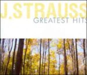 Greatest Hits - CD Audio di Johann Strauss