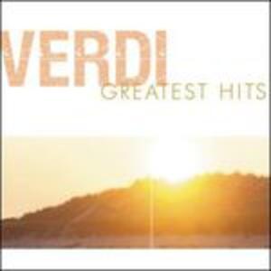 Verdi Greatest Hits - CD Audio