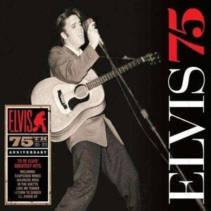 Elvis 75 - CD Audio di Elvis Presley