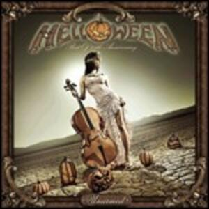 Unarmed. Best of 25th Anniversary - CD Audio + DVD di Helloween