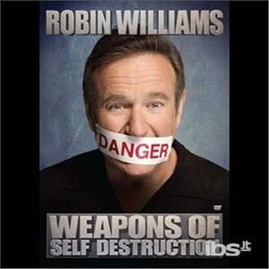 Weapons of Self Destruction - CD Audio di Robin Williams