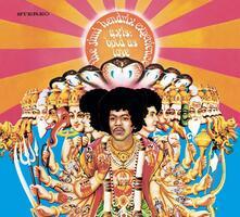 Axis Bold as Love - Vinile LP di Jimi Hendrix