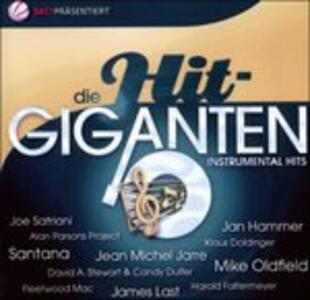 Hit Giganten-Instrumental - CD Audio