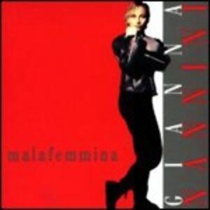 Malafemmina - CD Audio di Gianna Nannini