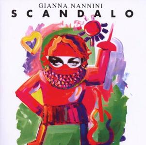 Scandalo - CD Audio di Gianna Nannini