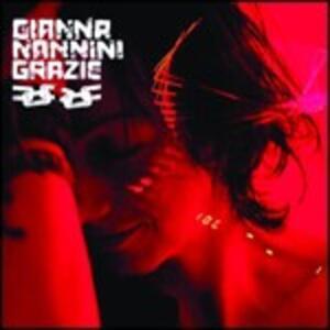 Grazie - CD Audio di Gianna Nannini