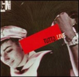 Tutto Live - CD Audio di Gianna Nannini