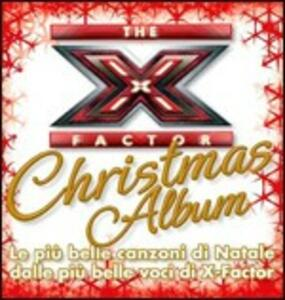 X Factor Christmas Album 2009 - CD Audio