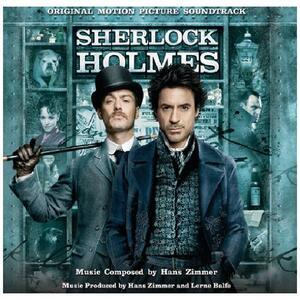 Sherlock Holmes (Colonna Sonora) - CD Audio di Hans Zimmer