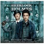 Cover CD Colonna sonora Sherlock Holmes