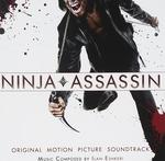Cover CD Colonna sonora Ninja Assassin