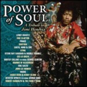 Power of Soul. A Tribute to Jimi Hendrix - CD Audio