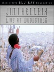Jimi Hendrix. Live At Woodstock - Blu-ray