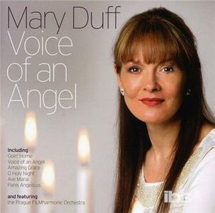 Voice Of An Angel - CD Audio di Mary Duff
