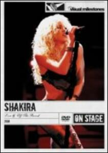 Shakira. Live & Off the Record - DVD