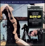 Cover CD Colonna sonora Blow-up