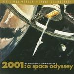 Cover CD Colonna sonora 2001: Odissea nello spazio