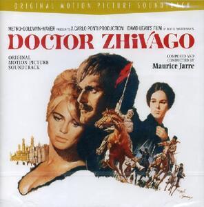 Il Dottor Zivago (Colonna Sonora) - CD Audio di Maurice Jarre