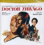 Cover CD Il dottor Zivago