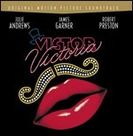 Cover CD Colonna sonora Victor Victoria
