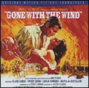 Via Col Vento (Gone with the Wind) (Colonna Sonora) - CD Audio di Max Steiner
