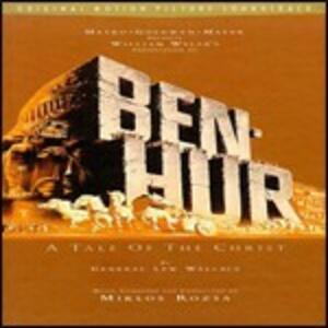 Ben-Hur (Colonna Sonora) - CD Audio di Miklos Rozsa