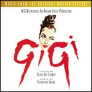 Gigi (Colonna Sonora) - CD Audio di Frederick Loewe