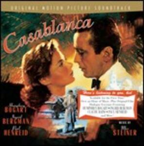 Casablanca (Colonna Sonora) - CD Audio di Max Steiner